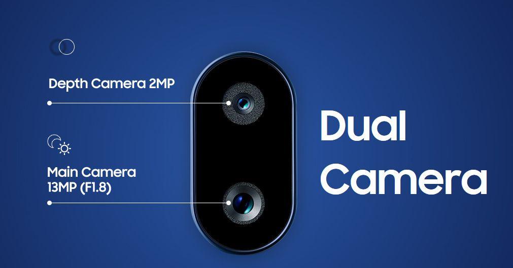 گوشی موبایل سامسونگ دو سیم کارت مدل Galaxy A10s ظرفیت 32 گیگابایت