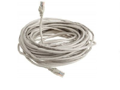 پچ کورد 15 متری دی لینک D-Link NCB-5EUGRYR1-15 UTP CAT5E Patch Cord