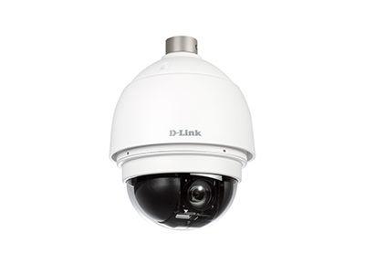 دوربین گنبدی با قابلیت چرخش سریع و ۳۶۰ درجه دی-لینک مدل DCS-6915