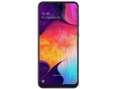گوشی موبایل سامسونگ دو سیم کارت مدل Galaxy A50 ظرفیت 128 گیگابایت رم 4 گیگ