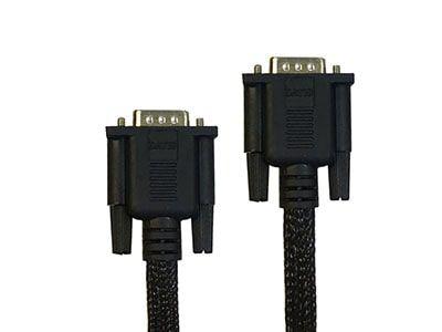 کابل VGA فلت کنفی داتیس مدل V-3D طول 5 متر