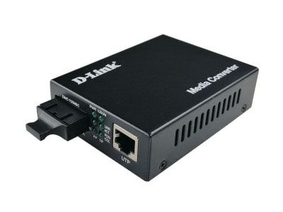 مبدل فیبر نوری به اترنت دی-لینک مدل DMC-700MSC