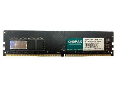 رم کامپیوتر 16 گیگابایتی کینگمکس مدل LONG DIMM 16GB DDR4 2400MHz