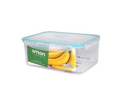 ظرف فریزری لیمون 2.5 لیتری کد 116
