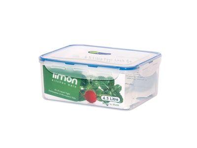 باکس سبزیجات 4.5 لیتری لیمون کد 714