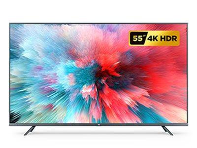 تلویزیون 55 اینچ و 4K شیائومی اسمارت 4S مدل L55M5-5ASP