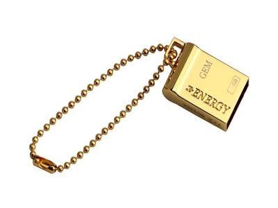 فلش مموری ایکس-انرژی مدل USB2.0 Golden gem 32GB