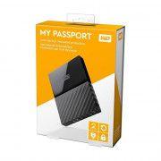هارددیسک اکسترنال وسترن دیجیتال مدل My Passport WDBYFT0020B