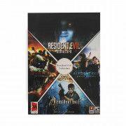 مجموعه بازی کامپیوتر RESIDENT EVIL COLLECTION