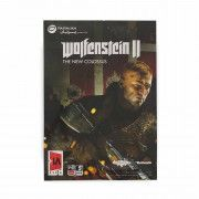 بازی کامپیوتر WOLFENSTEIN 2:THE NEW COLOSSUS