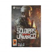 بازی کامپیوتر SOLDIERS OF THE UNIVERSE