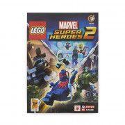 بازی کامپیوتر 2 LEGO MARVEL SUPER HEROES