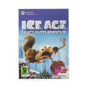 بازی کامپیوتر ICE AGE : SCRATS NUTTY ADVENTURE