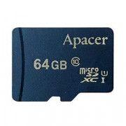 کارت حافظه microSDHC اپیسر مدل IP33 کلاس 10 استانداردUHS-I U1 سرعت 45MBps ظرفیت 64 گیگابایت