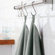 دستمال آشپزخانه ایکیا مدل IRIS