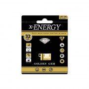 فروش فلش مموری ایکس-انرژی مدل Golden gem 32GB