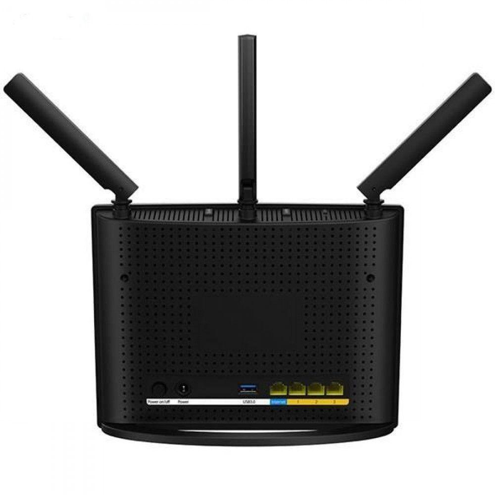 روتر بی سیم دو باند AC1900 تندا مدل AC15