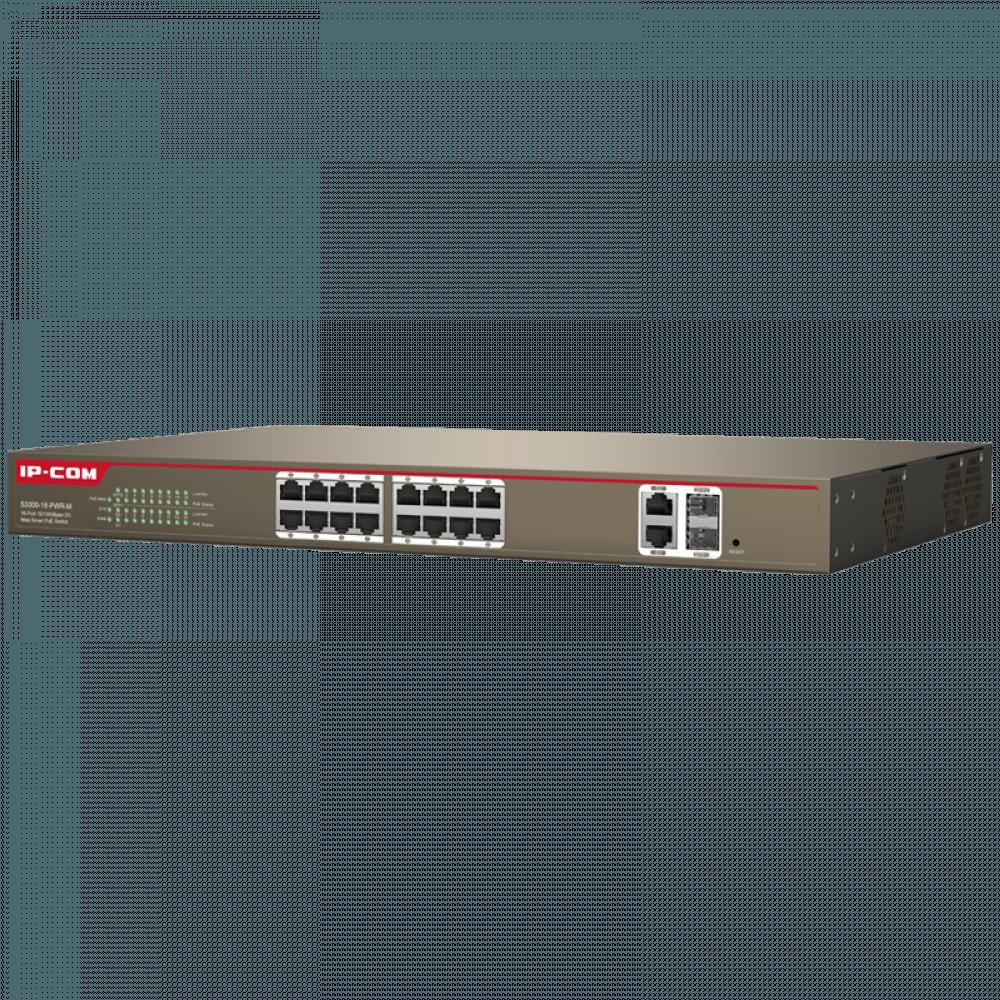 سوئیچ 16 پورت S3300-18-PWR-M آی پی کام