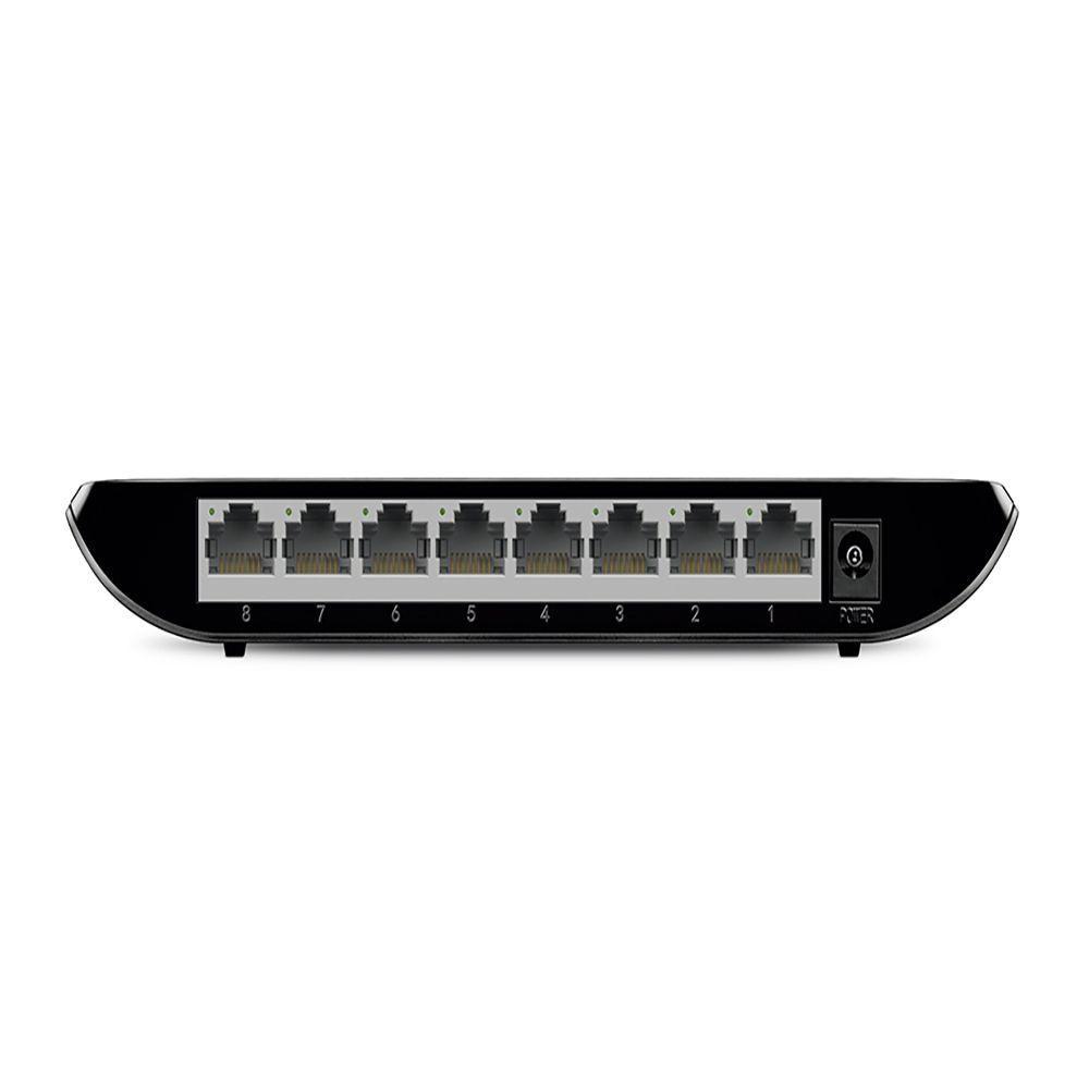 سوییچ 8 پورت گیگابیت و دسکتاپ تی پی لینک مدل  TL-SG1008D