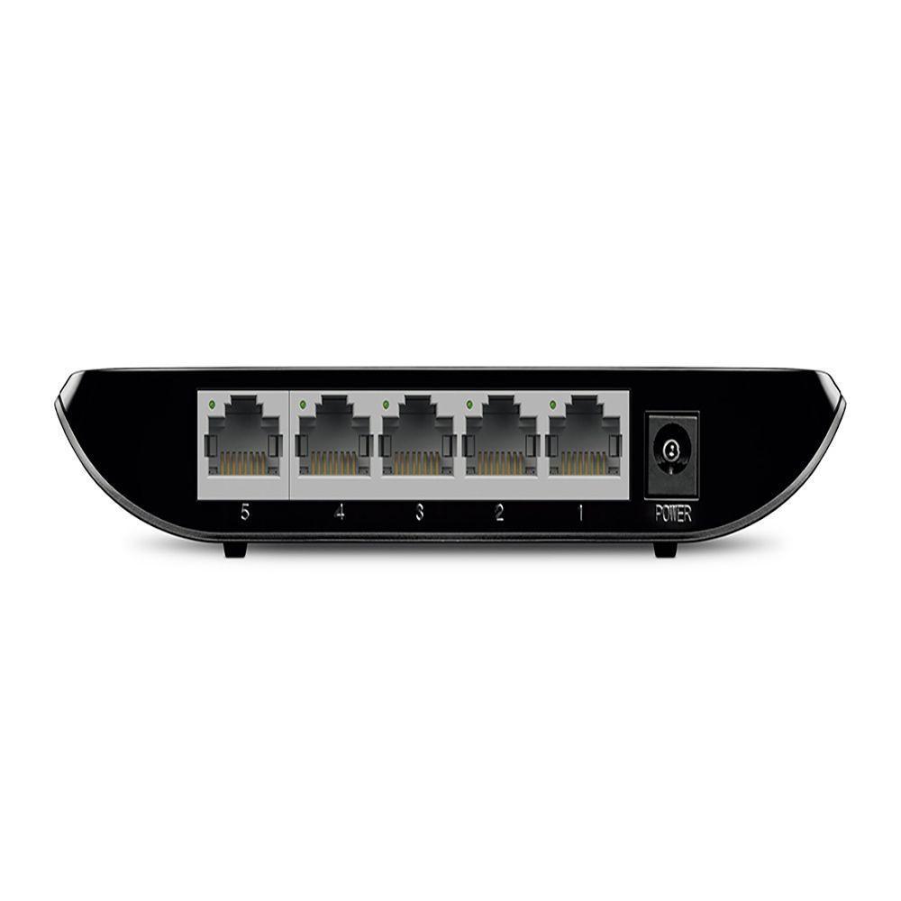 سوییچ 5 پورت گیگابیت و دسکتاپ تی پی لینک مدل TL-SG1005D