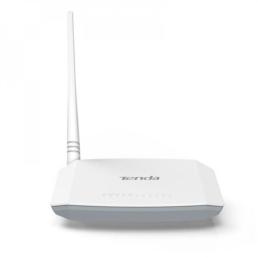مودم ADSL وایرلس تندا مدل D151-FIX V2