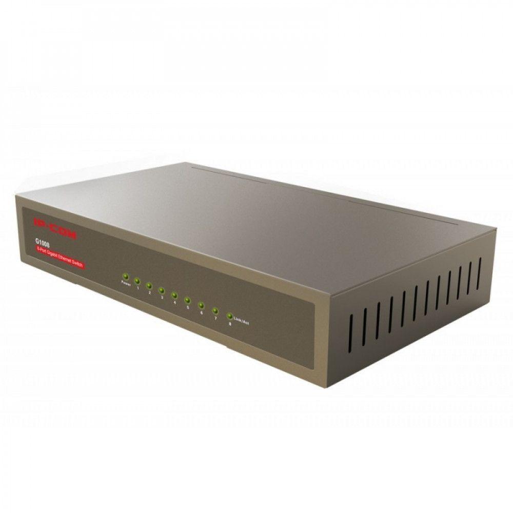 سوئیچ 8 پورت گیگابیتی آی پی کام مدل G1008