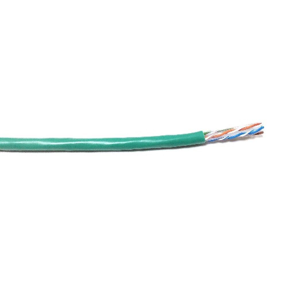 کابل شبکه 305 متری CAT6 UTP بدون شیلد دی-لینک مدل NCB-C6UGRNR-305