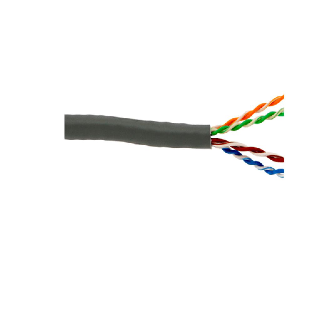 کابل شبکه 305 متری 10 گیگ بدون شیلد CAT6A UTP دی-لینک مدل NCB-6AUGRYR-305