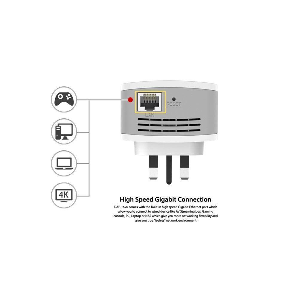 گسترش دهنده بی سیم دی - لینک DAP-1620