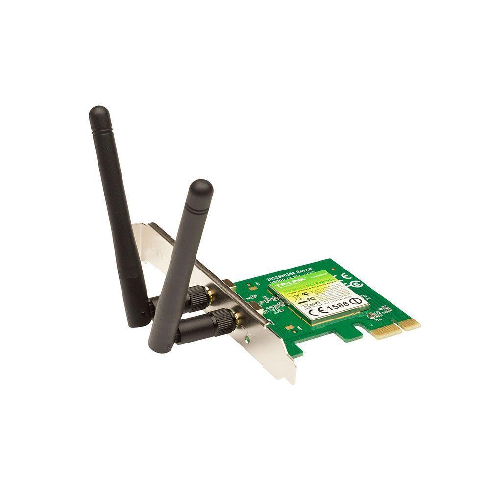 کارت شبکه بیسیم PCI Express تی پی-لینک مدل TL-WN881ND