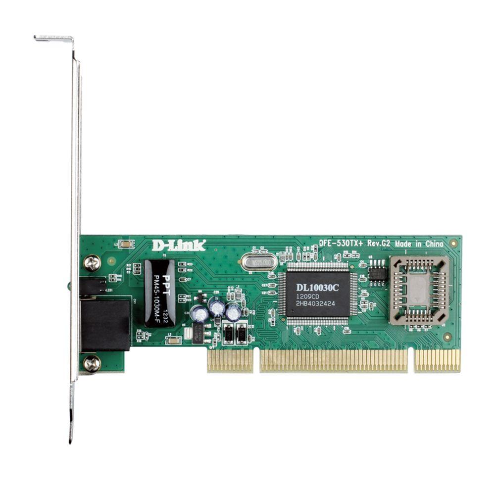 کارت شبکه 10/100Mbps مخصوص کامپیوتر دی-لینک مدل DFE-530TX