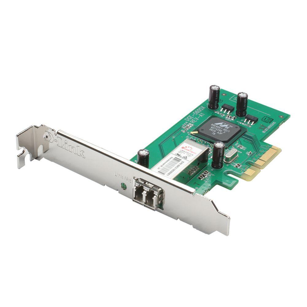 کارت شبکه گیگابیتی دی-لینک مدل DGE-560SX