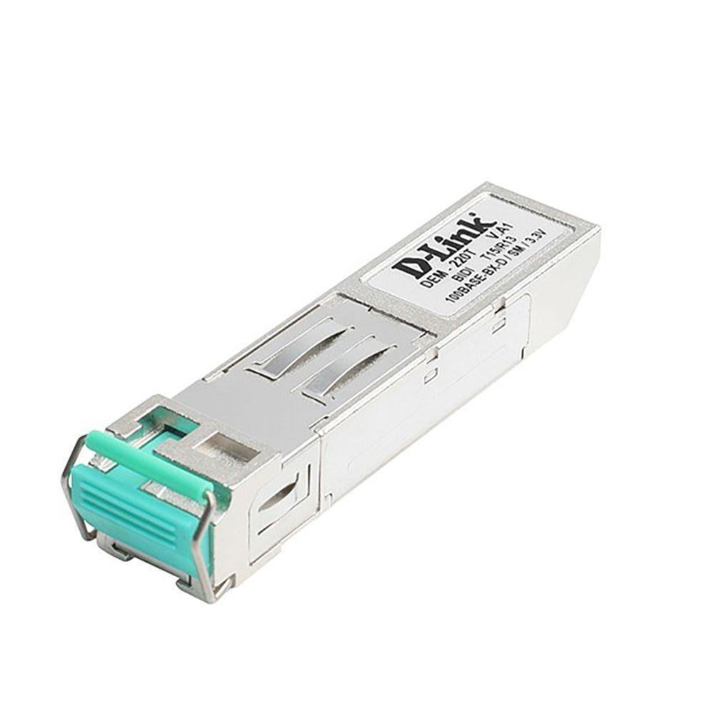 ترانسیور Single Mode فیبر مدلDEM-220T