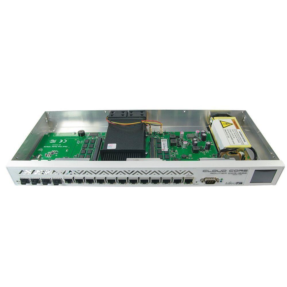 روتر میکروتیک مدل CCR1036-12G-4S-EM