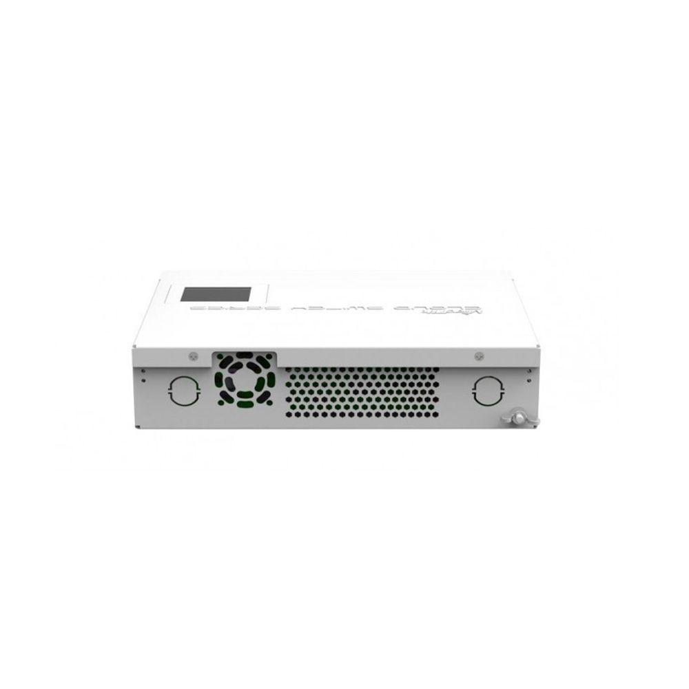 سوییچ 10 پورت، هوشمند میکروتیک مدل  CRS212-1G-10S-1S+IN