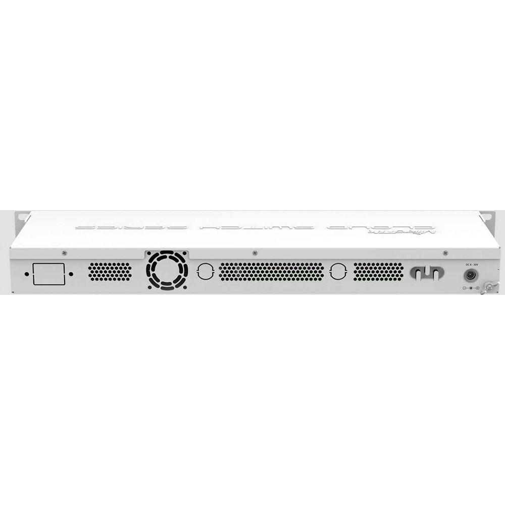 سوییچ 24 پورت، مدیریتی میکروتیک مدل  CRS326-24G-2s+RM