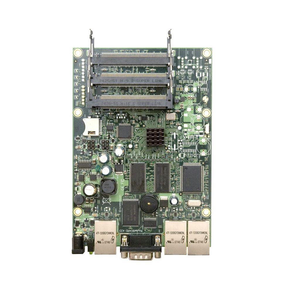 روتربورد میکروتیک مدل RB433AH