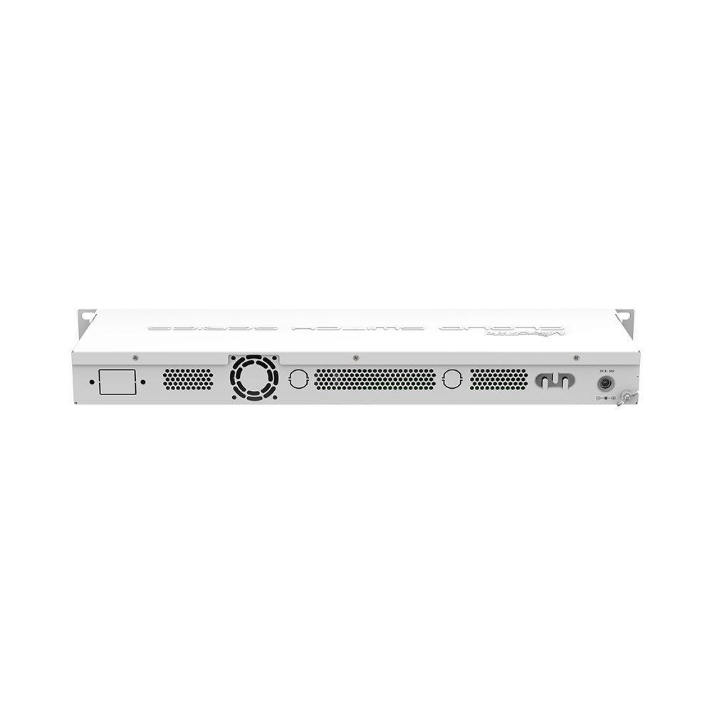 سوییچ 24پورت  هوشمند میکروتیک مدل CSS326-24G-2S+RM