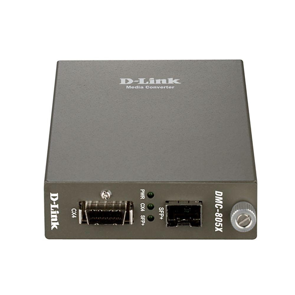 مبدل فیبر نوری به اترنت دی-لینک مدل DMC-805X