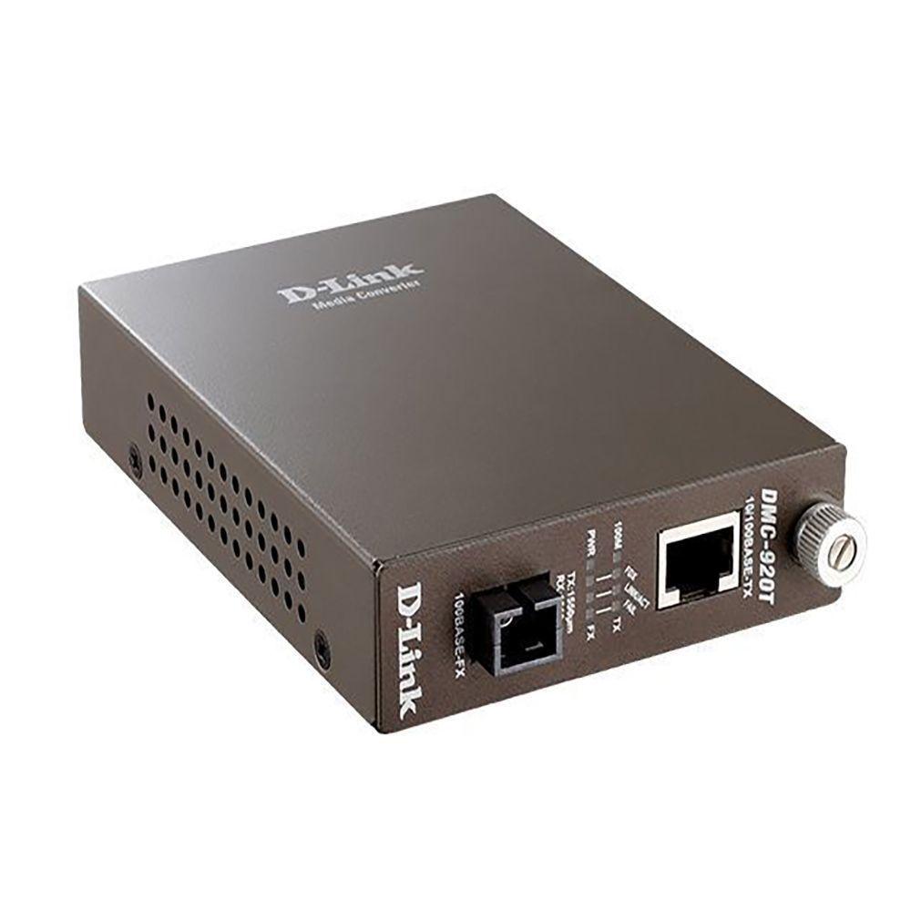 مبدل فیبر نوری به اترنت دی لینک DMC-920T/E