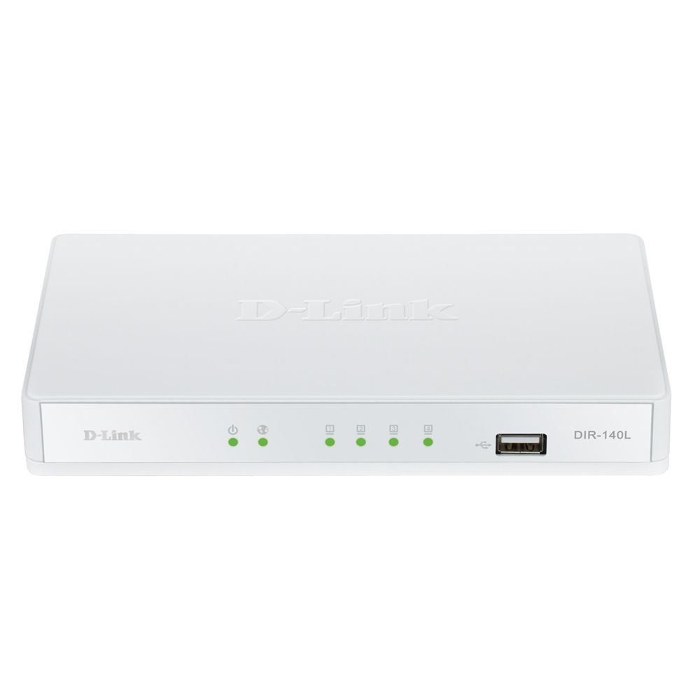 روتر پهن باند SOHO VPN دی-لینک مدل DIR-140L