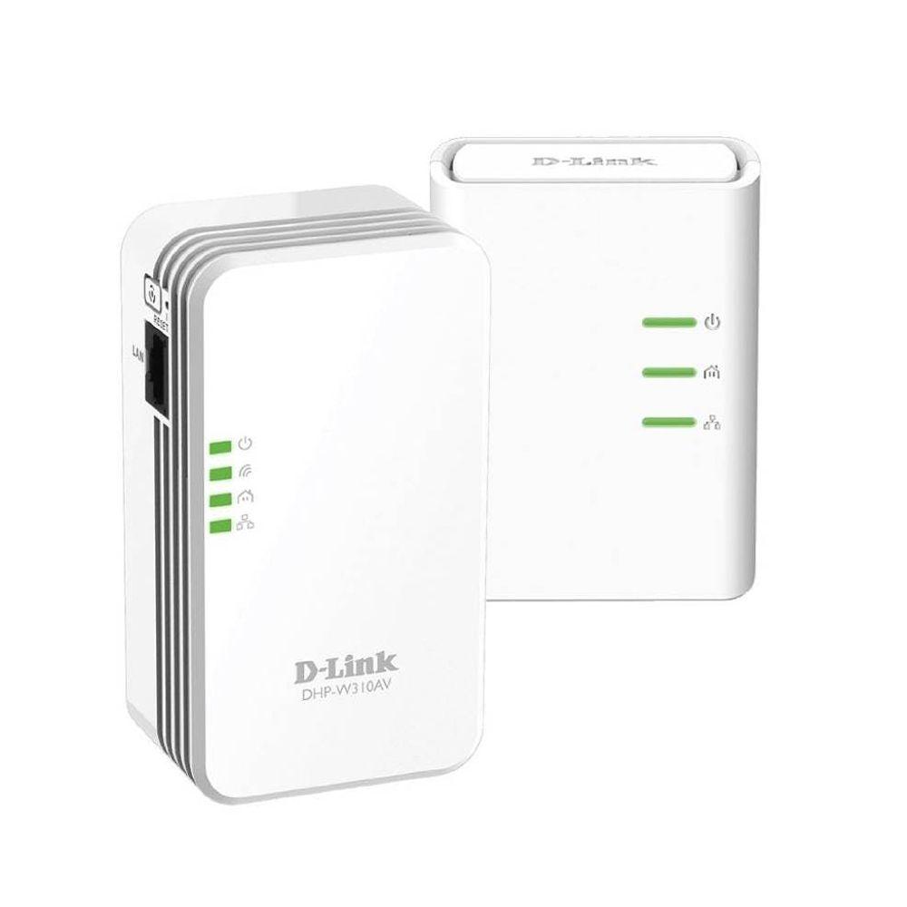 گسترش دهنده اینترنت بی سیم آداپتوری پاورلاین دی-لینک مدل DHP-W311AV