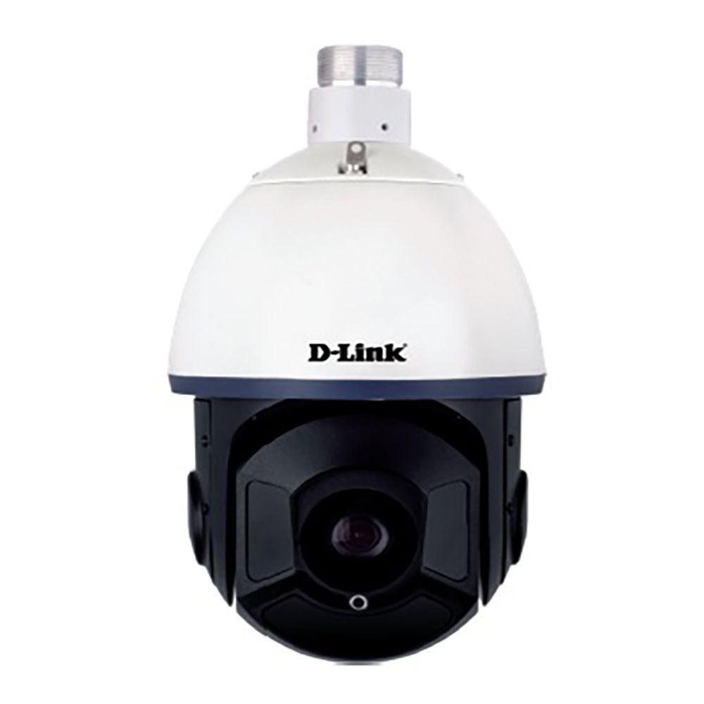 دوربین Dome با قابلیت دید رنگی در شب و PoE دی-لینک مدل DCS-F6930