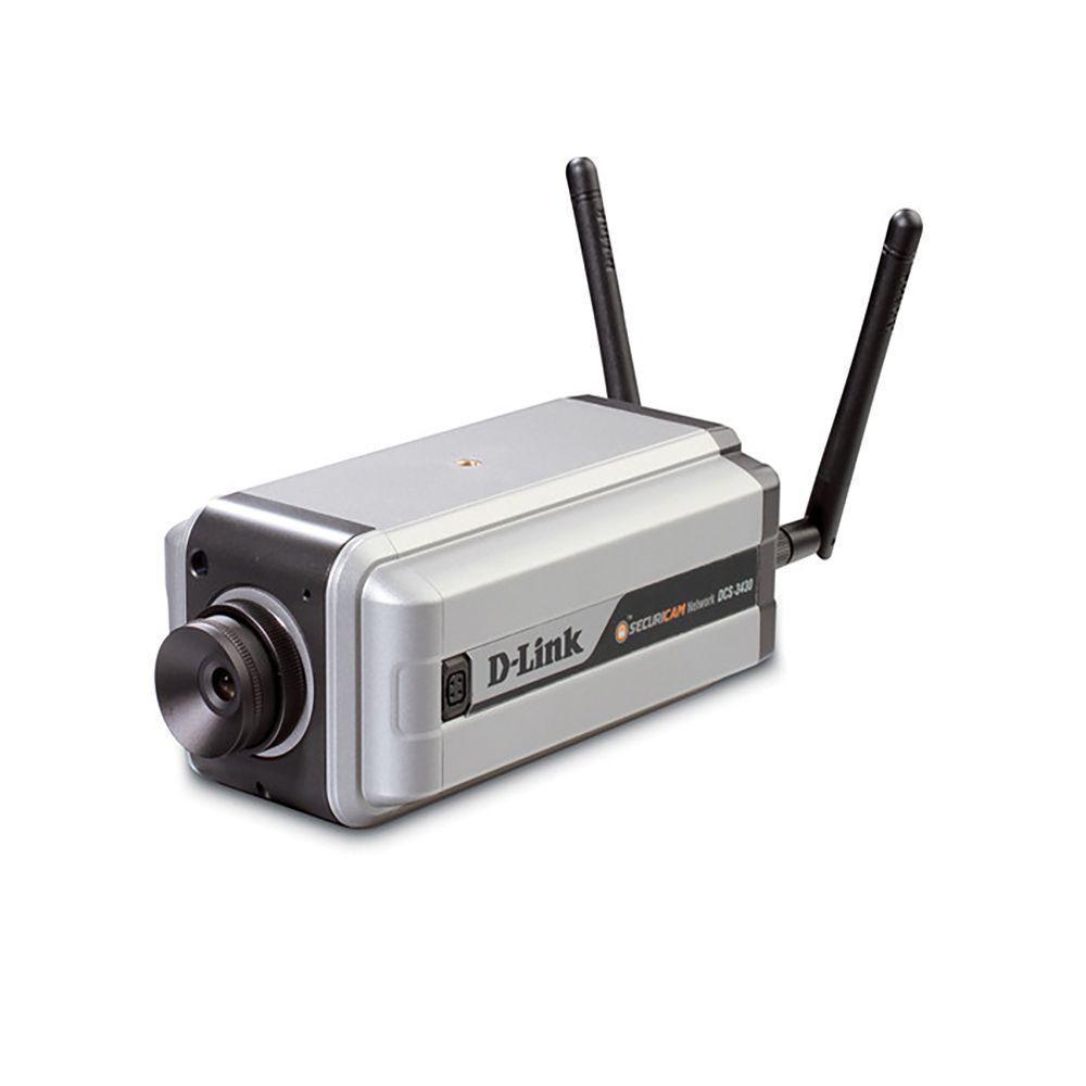 دوربین نظارتی دید در شب بیسیم دی لینک مدل DCS-3430