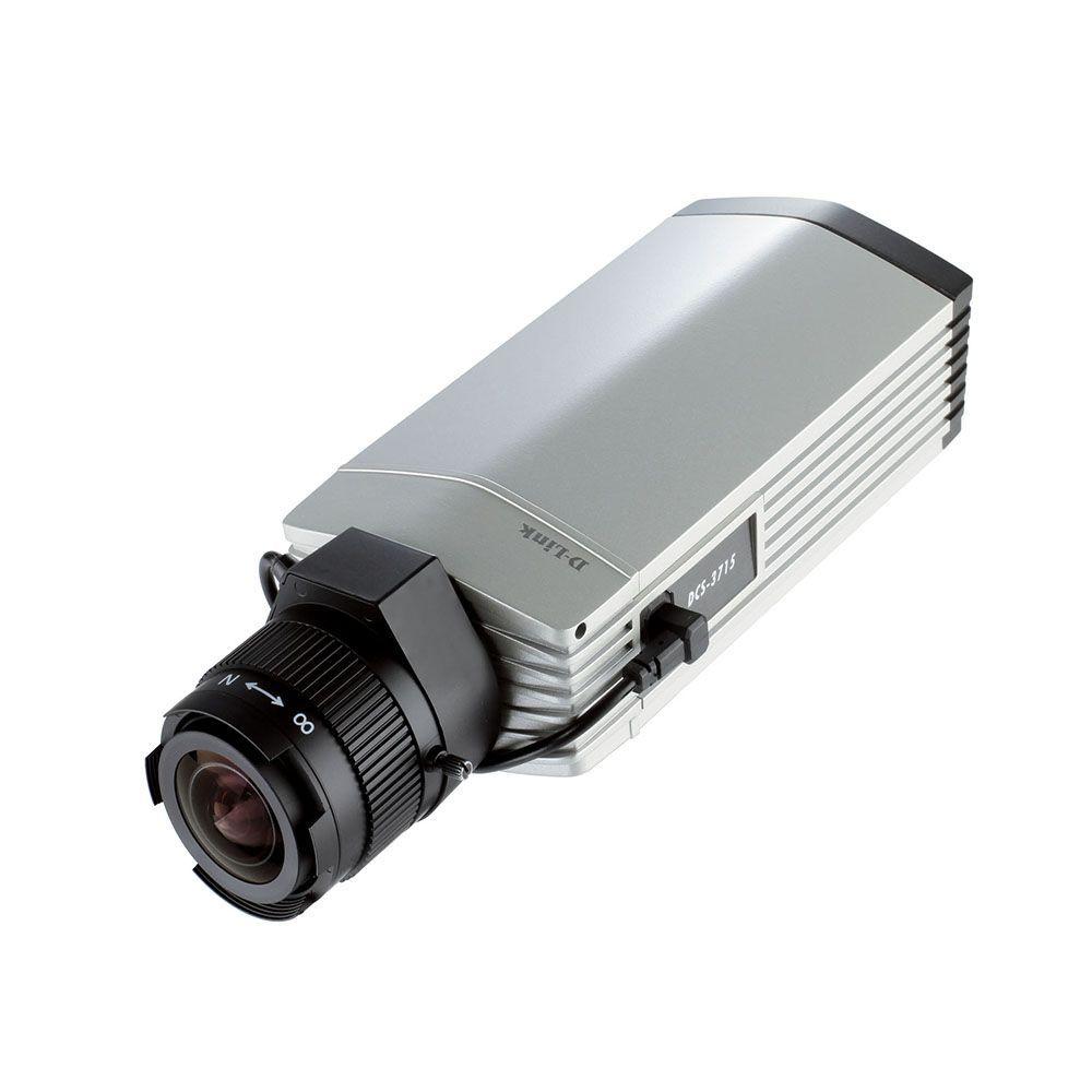دوربین نظارتی دید در شب دی لینک DCS-3715