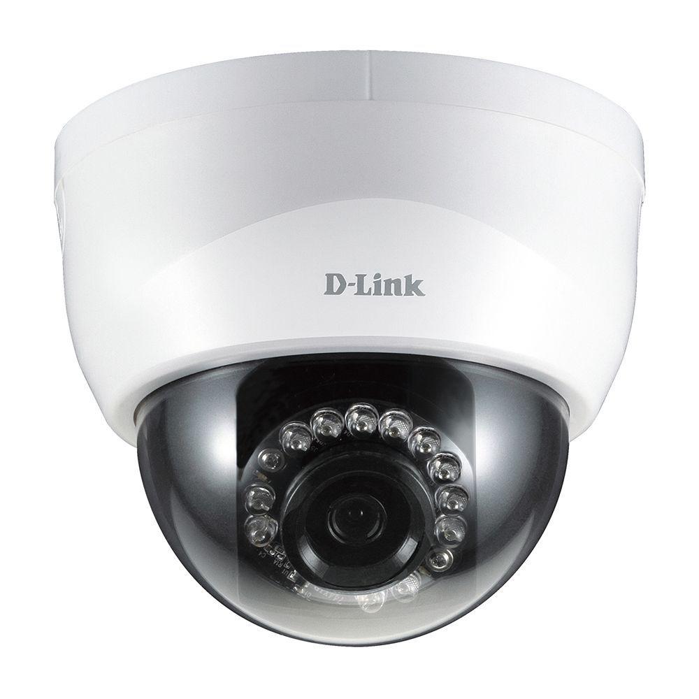 دوربین Dome ثابت با تصویر رنگی در شب دی-لینک مدل DCS-6115
