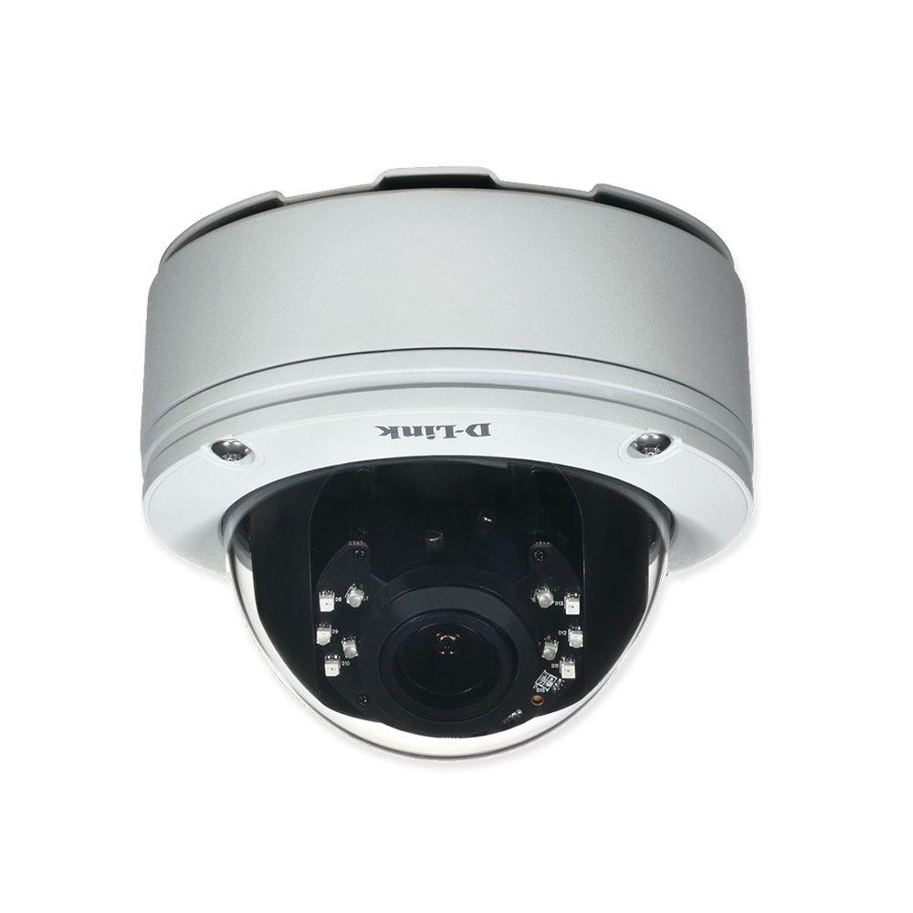 دوربین Dome ثابت تحت شبکه شبانه روزی ضد سرقت دی-لینک مدل DCS-6517