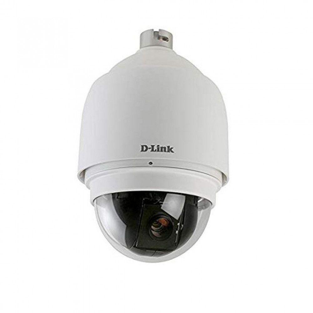 دوربین تحت شبکه Dome با قابلیت چرخش ۳۶۰ درجه دی-لینک مدل DCS-6815