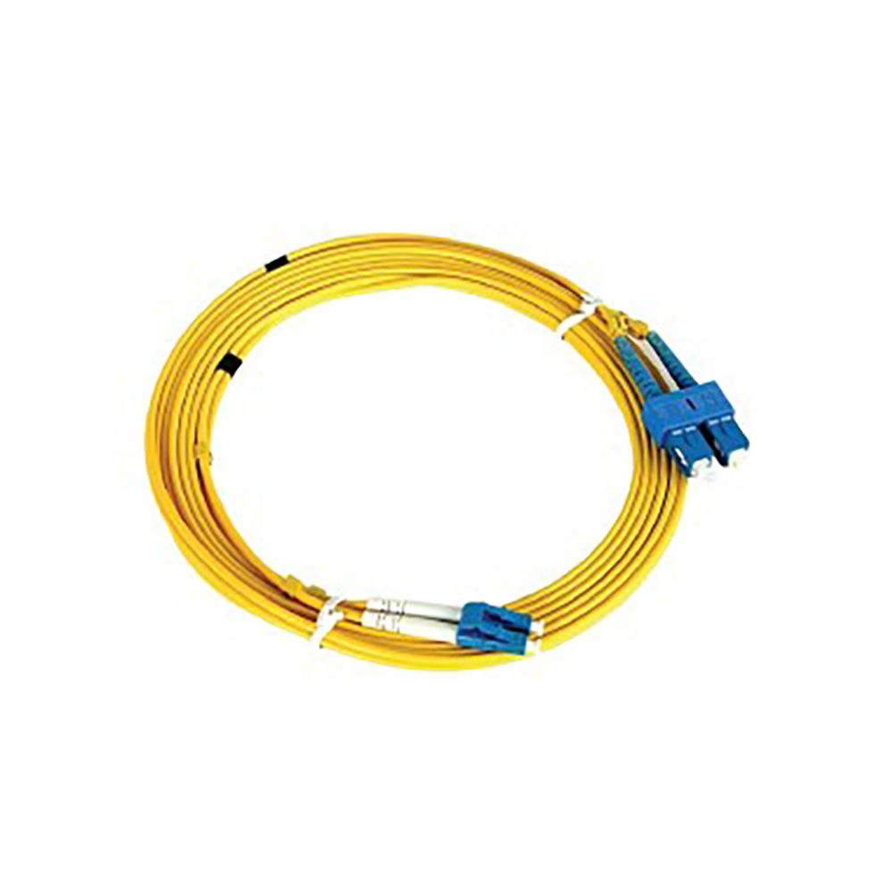 پچ کورد فیبر نوری دی لینک مدل Single mode NCB-FS09D-STST-3
