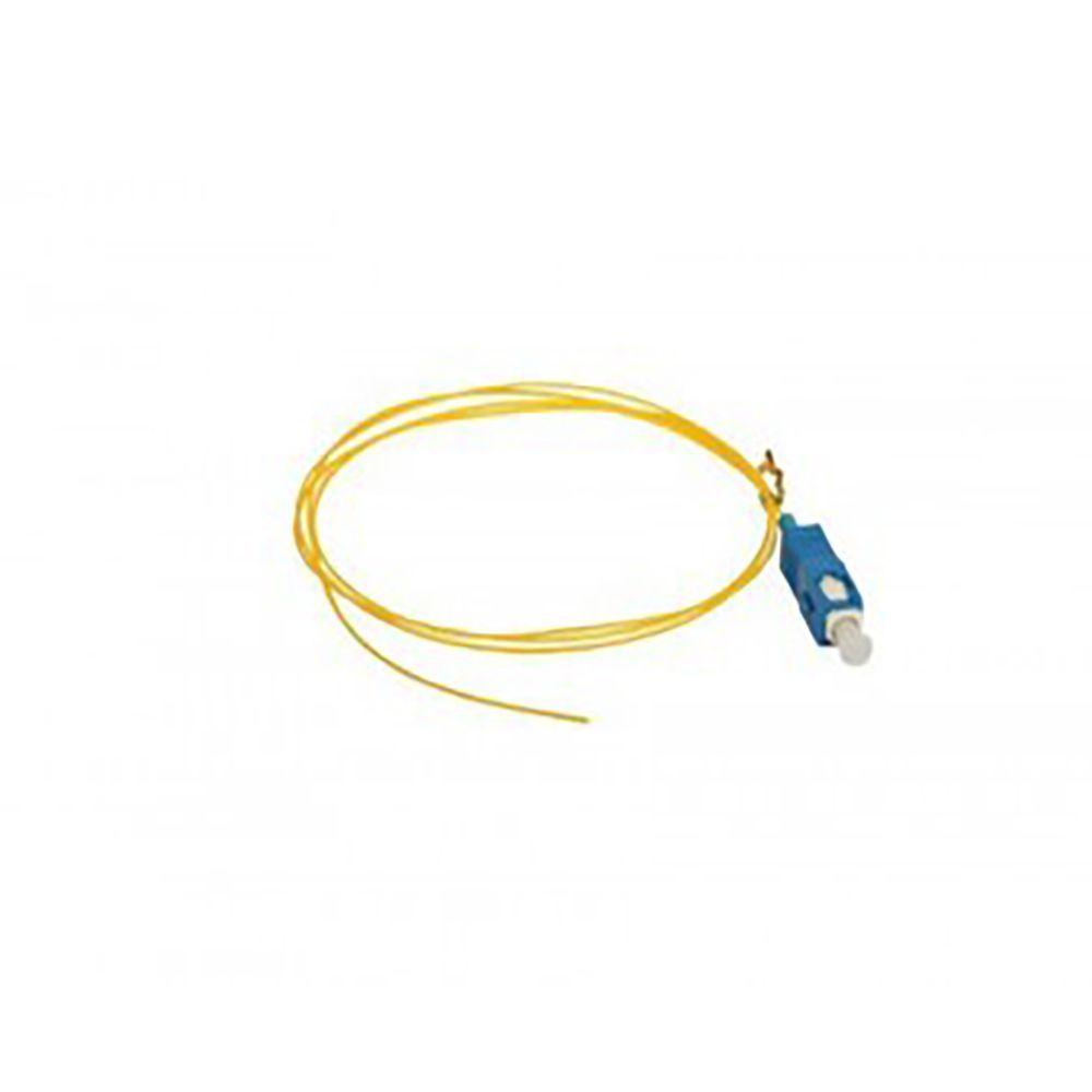 پیگ تیل فیبر نوری دی لینک مدل Single mode NCB-FS09S-LC1